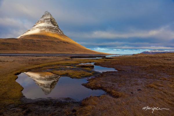 ijsland, kikjufell